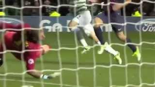 Celtic 2-1 Barcelona Highlights