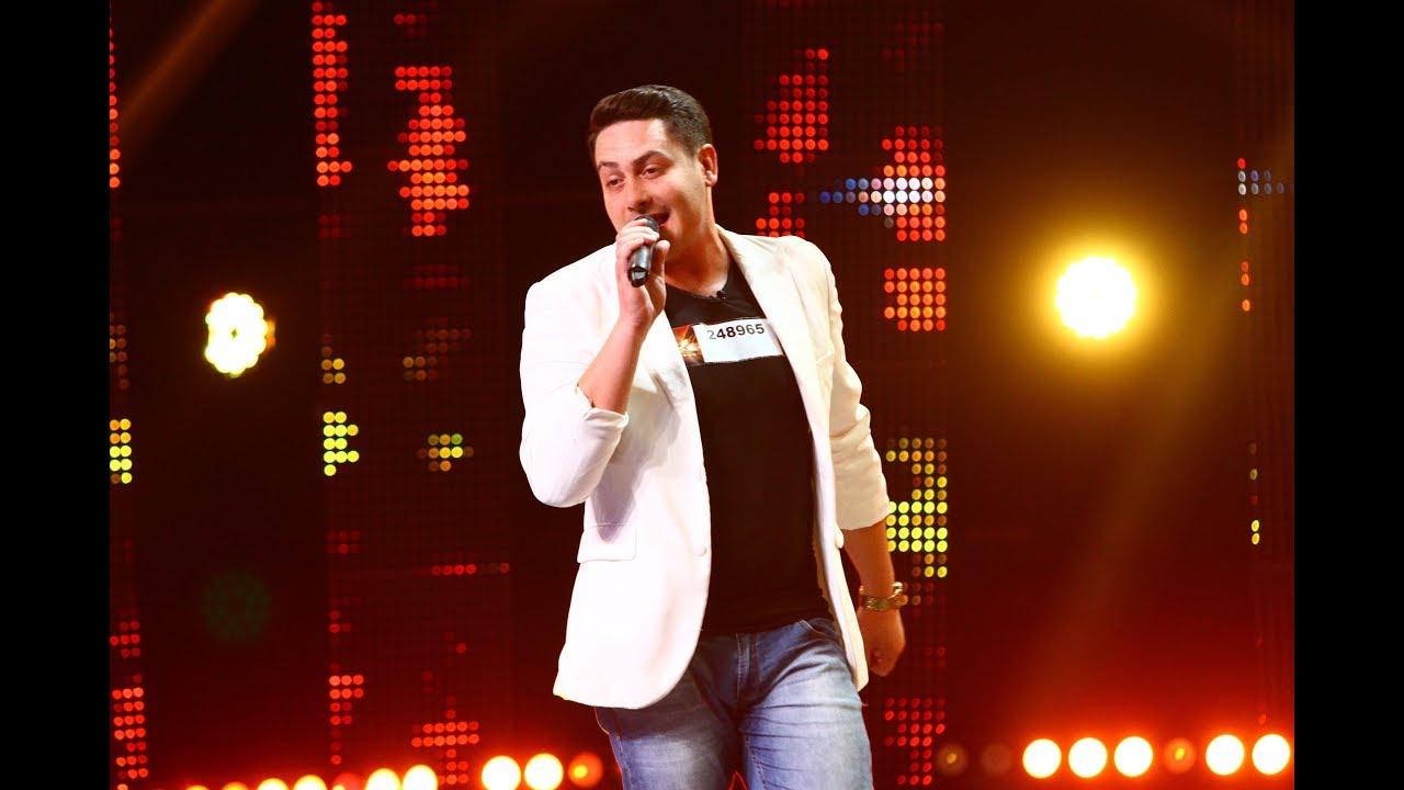 "Tomas Nevergreen - ""Every time I see your smile"". Vezi interpretarea lui Sergiu Cojocaru la X Factor"