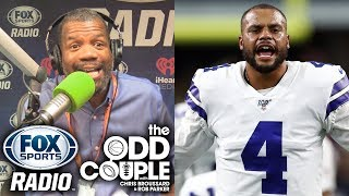 Rob Parker - Dak Prescott Is A FRAUD.