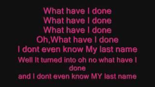 Download Lagu Carrie Underwood-Last Name Lyrics Gratis STAFABAND