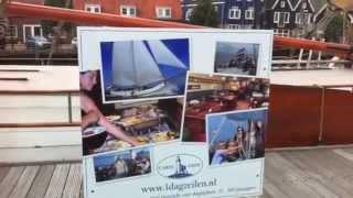 Dag Zeilen IJsselmeer: Familiefeest, Bedrijfsuitje, Teambuilding of Vergaderen