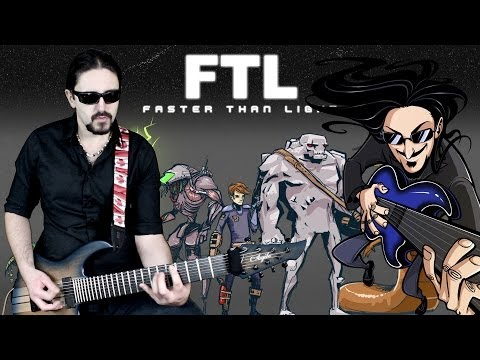 Ftl Theme epic Rock Cover (little V) video