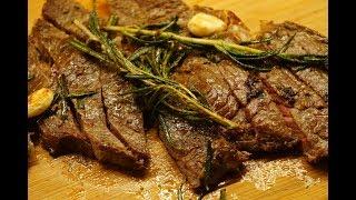 Steak Recipe from Gordon Ramsay! Steak Rezept 牛排食谱고든램지 스테이크 따라잡기ステーキのレシピ