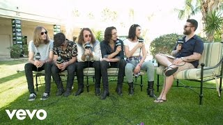 The Preatures - Festival Interview 2014