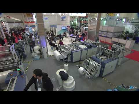 GUR-IS BAG MAKING MACHINES AT PLAST EURASIA EXHIBITION 2017