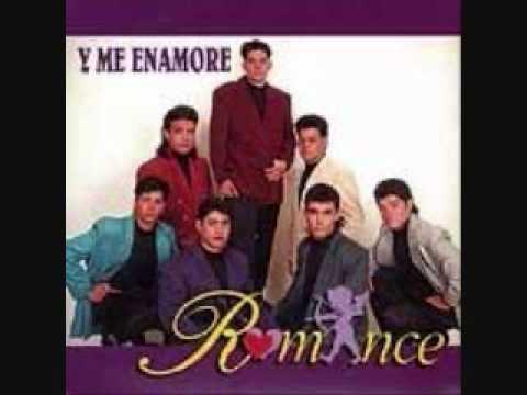 Grupo Romance - Y me enamore.