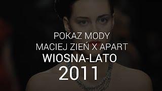 Maciej Zień - kolekcja wiosna/lato 2011
