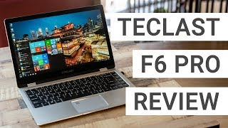 Teclast F6 Pro Review: A Great & Affordable 2-in-1