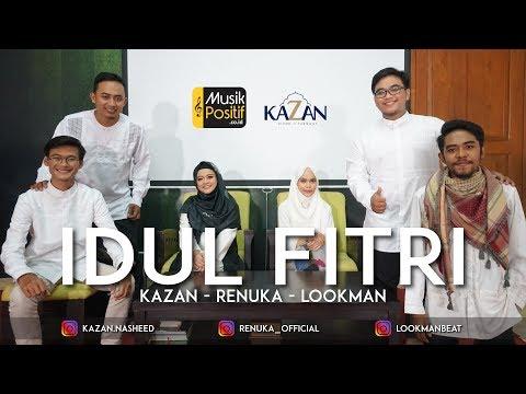 Idul Fitri  (cover) by KRL Project (Kazan-Renuka-Lookman)