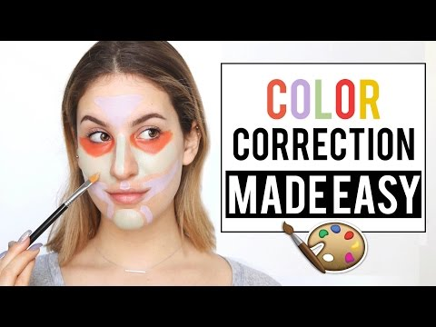 COLOR CORRECTING: Everything You NEED To Know!   JamiePaigeBeauty