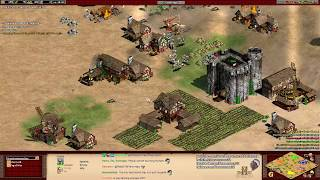 Aoe2: Advanced Tips - Scouting & Tower Rushing