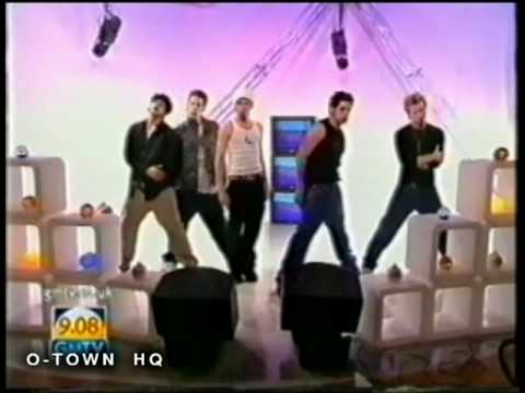 O-Town - Liquid Dreams live on GMTV UK (HQ)