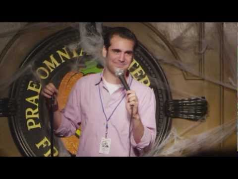 Comedian Harrison Greenbaum destroys a heckler while performing at the Friars Club as part of the Friars Club Comedy Film Festival on Oct. 26th, 2012. This c...