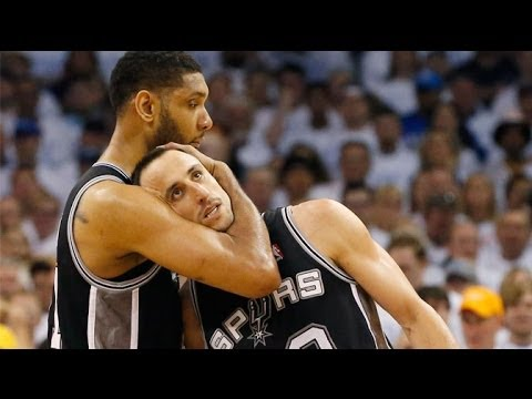 Spurs vs Thunder West Finals:Game 6 | Full Game Highlights | May 31 2014 | Series Spurs Win 4-2