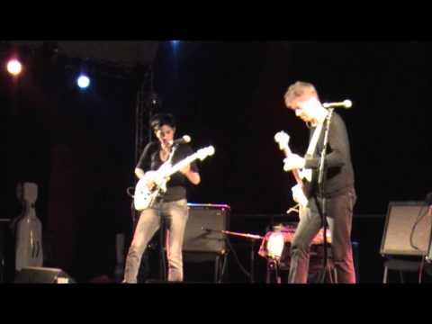 ava mendoza&nels cline @ Music Unlimited Wels 2010