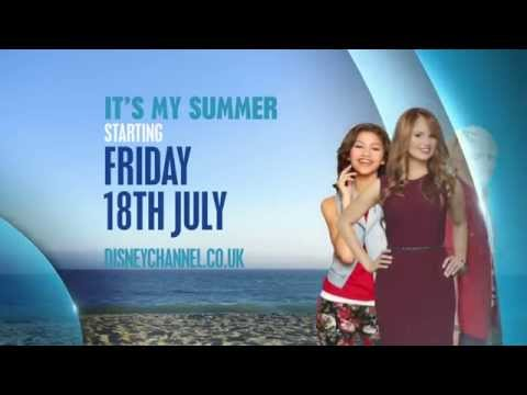 ITS MY SUMMER ON DISNEY CHANNEL UK & IRELAND!