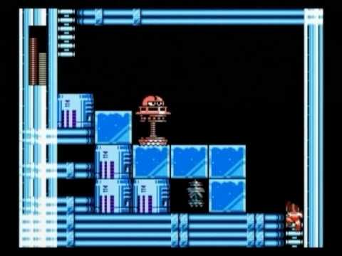 Let's Play: Mega Man 10 [part 6], Chill Man's Stage (Nintendo Wii Wiiware) [BLIND]
