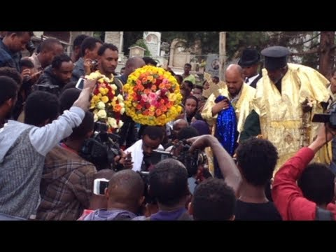 Ababa Tesfaye has been laid to rest in  Trinity Cathedral Addis Ababa Ethiopia on August 2, 2017.