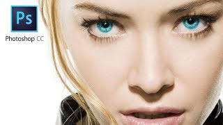 Photoshop | How To Enhance Eyes | Tutorial