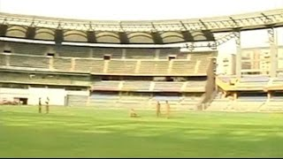 Wankhede Stadium gets ready for politics