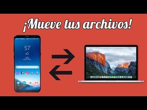 Mover o Pasar Archivos. Fotos y Videos de Tu MOVIL al PC