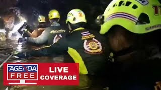 Thailand Cave Rescue - LIVE COVERAGE 7/10/18