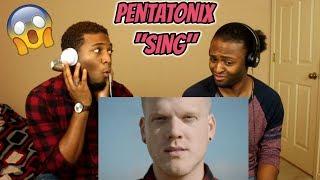 Pentatonix Sing Official Audio Reaction
