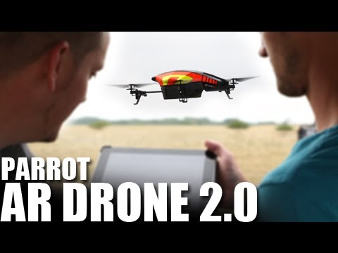 Flite Test - AR DRONE 2 - REVIEW