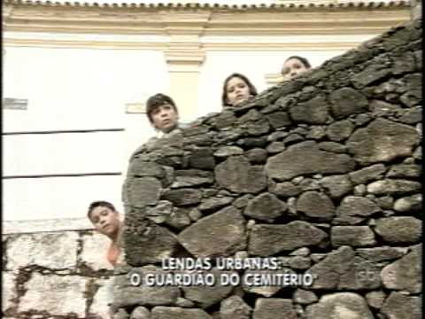 Lendas Urbanas: O Guardi�o do Cemit�rio: Parte 1