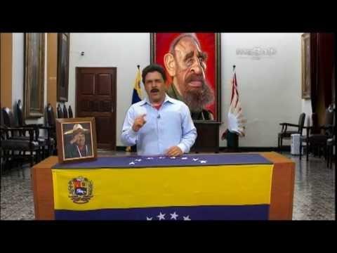 MADURO Y EL CIRCO DEL SOL HUMOR