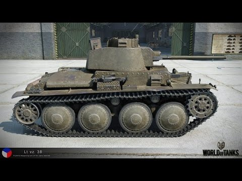 LT Vz. 38 - Обзор