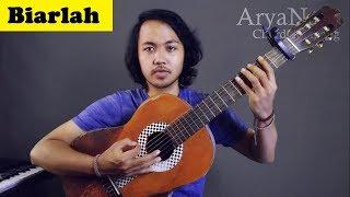 Chord Gampang (Biarlah - Nidji) by Arya Nara (Tutorial Gitar) Untuk Pemula