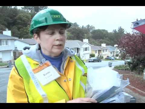 Silver Dragon VI - Community Emergency Response Exercise in Millbrae