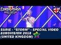 SuRie Storm Special Multicam Video Eurovision 2018 United Kingdom mp3