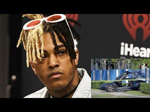 Rapper XXXTentacion Shot Dead At Age 20