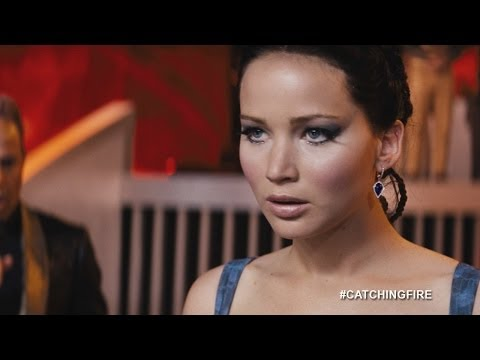 The Hunger Games: Catching Fire - 'Two Quotes' TV Spot