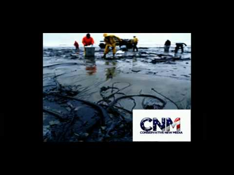 Gulf Of Mexico Oil Spill Brings Criticism & Challenges for The Barack Obama Admi