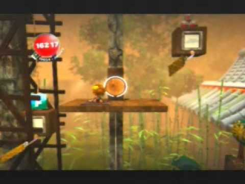One hour Little Big Planet gameplay marathon Part 1