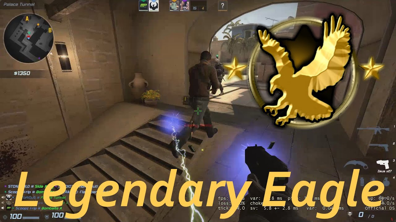 Legendary Eagle Wallpaper Csgo:best Ever Legendary Eagle