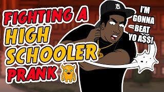 College Beatdown Prank - Ownage Pranks
