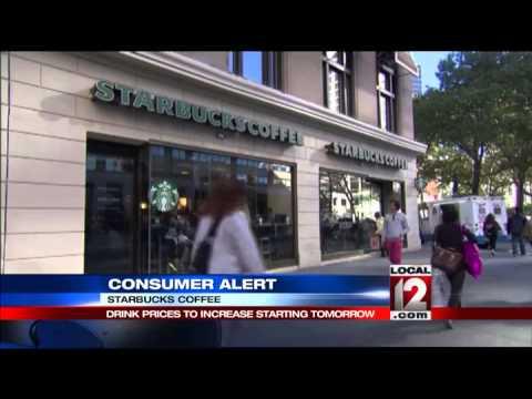Starbucks to raise prices this week