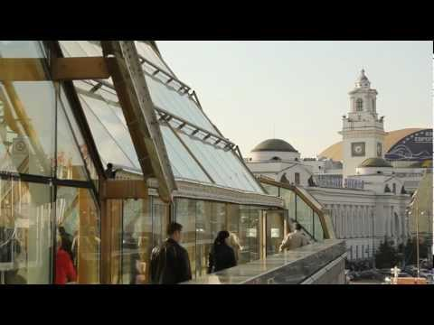 Moscow Rail Stations