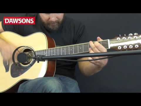 Yamaha  FG820-12 12 String Acoustic Guitar Review