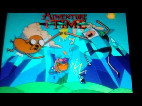 Top 5 favorite Cartoon Network shows.