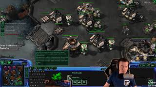 A bit of role reversal | Winter (Terran) vs Avilo (zerg) - free youtube clicks