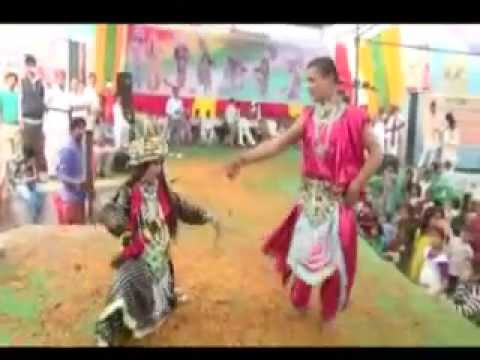 Kali Kamli Wala Mera 2 By Jhanki Shri Shyam Art Grup Ellenabad By Holi2014 video