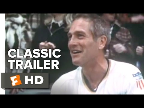Slap Shot Official Trailer #1 - Paul Newman Movie (1977) HD