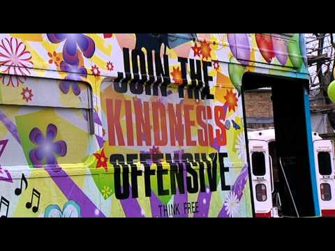White Stuff Kindness Offensive Official Video