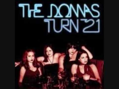 Donnas - Hot Pants