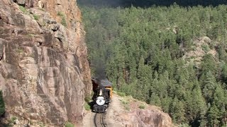 Steam in the Rockies - D&RGW 315 at the Durango & Silverton Railfest